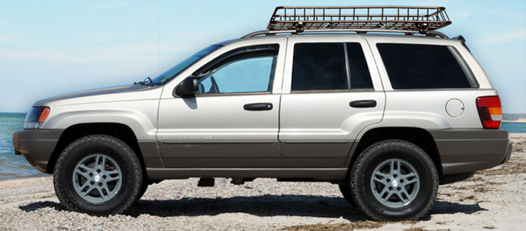 0 Quot 2 Quot Lifted Wj Grand Cherokees Picture Thread