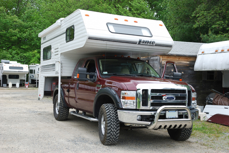 Truck Camper Forum Gt Lance 845 On A Drw F350